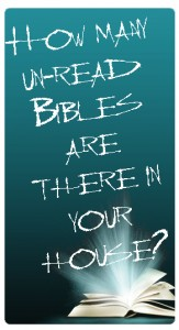 Bible Banner Widget unread bibles